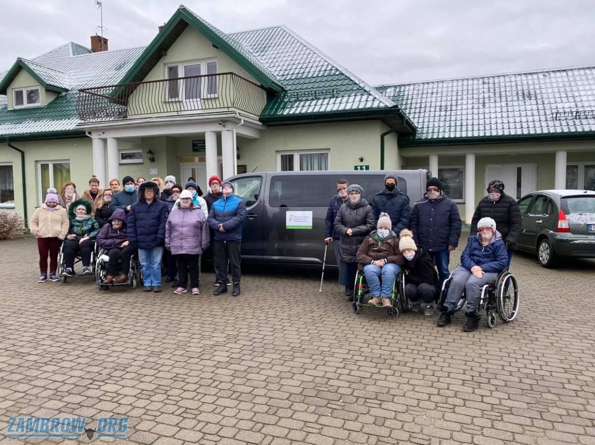 WTZ Szumowo, Opel Zafira Life