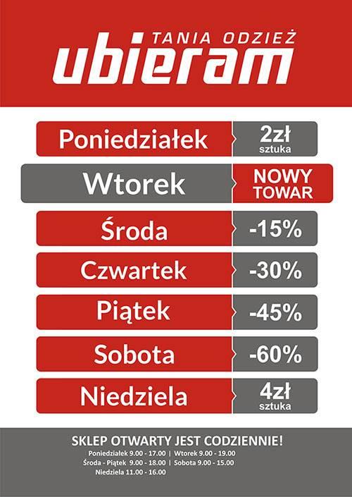 """11c6612cf1 Zachęcamy też do odwiedzenia strony internetowej www.ubieram.com.pl oraz  polubienia fanpage sklepu """"Ubieram"""" na Facebooku  ..."""