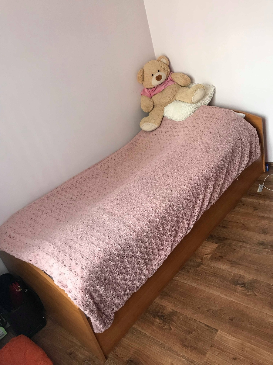 łóżko Nowy Materac Ikea Ogłoszenia 384072 Zambroworg